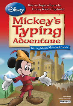 Disney: Mickey's Typing Adventure Digital (Windows)