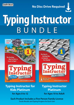 Typing Instructor Bundle Digital (Windows)