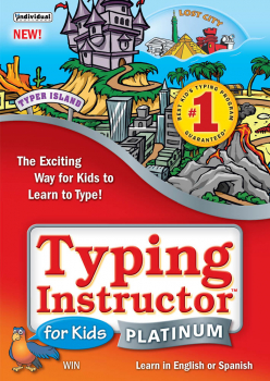 Typing Instructor for Kids Platinum 5 Digital (Windows)