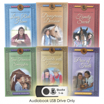 Circle C Adventures USB Drive - Books 1-6