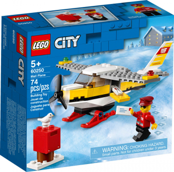 LEGO City Great Mail Plane (60250)
