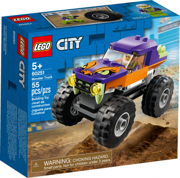 LEGO City Great Monster Truck (60251)