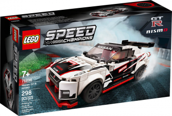 LEGO Speed Champions Nissan GT-R NISMO (76896)