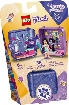 LEGO Friends Emma's Play Cube (41404)
