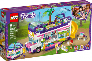 LEGO Friends Friendship Bus (41395)