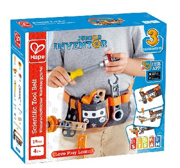 Junior Inventor: Scientific Toolbelt