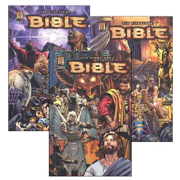 Kingstone Bible Trilogy Set