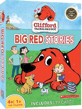 Clifford Story Cards