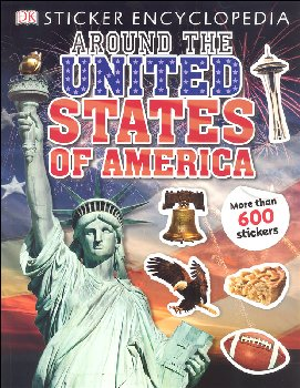 Sticker Encyclopedia Around the United States