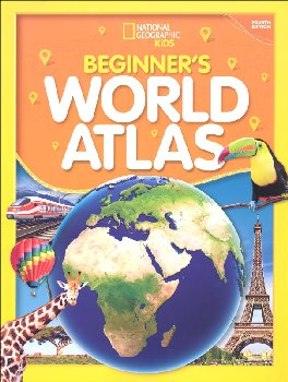 National Geographic Kids Beginner's World Atlas (4th Edition)