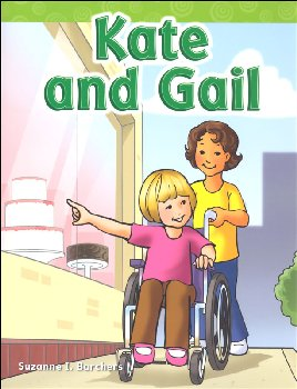 Kate and Gail (Long Vowel Stories)
