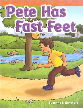 Pete Has Fast Feet (Long Vowel Stories)