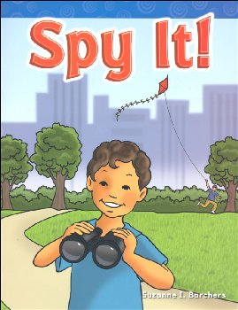 Spy It! (Long Vowel Stories)