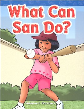 What Can San Do? (Short Vowel Stories)
