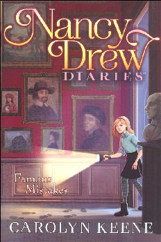 Famous Mistakes Book 17 (Nancy Drew Diaries)