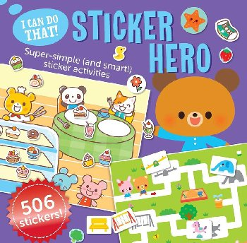 I Can Do That: Super Stickers!
