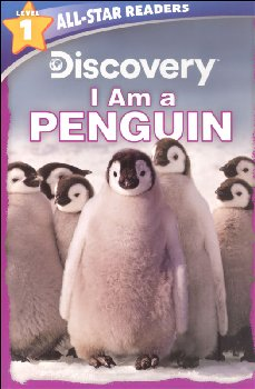 I am a Penguin (Discovery Leveled Readers Level 1)