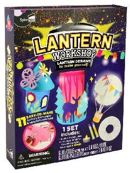 Lantern Workshop (Make & Play)