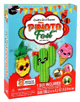 Pinata Fest (Make & Play)