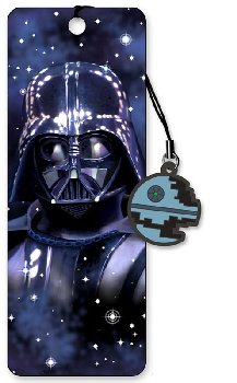 Star Wars 3D Bookmark: Darth Vader