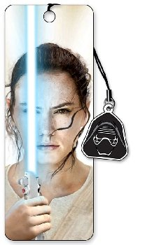 Star Wars 3D Bookmark: Lightsabers