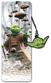 Star Wars 3D Bookmark: Yoda