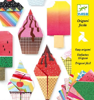 Sweet Treats Origami Kit (Level 2)