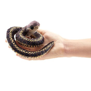 Mini Snake Finger Puppet