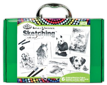 Mini Sketch Made Easy Box Set (green)