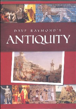 Dave Raymond's Antiquity/Ancient History DVD Set