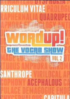 Wordup! The Vocab Show Volume 2 DVD