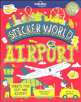 Sticker World: Airport
