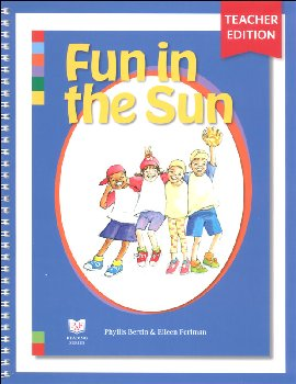 Fun in the Sun Teacher Edition (PAF Reading Series)
