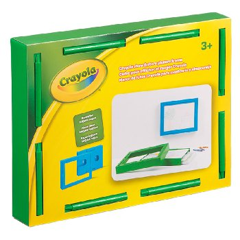 Crayola Show & Store Picture Frame - Mountain Meadow