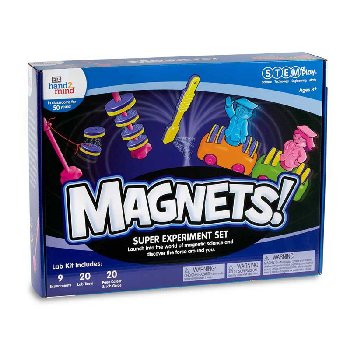 STEM at Play: Magnets! Super Experiment Set