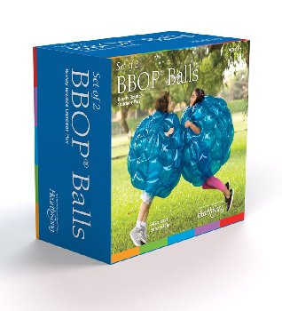 Buddy Bumper Balls (set of 2)