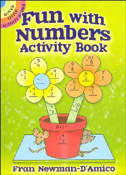 Fun with Numbers Activity Book (Little Activity Book)