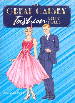 Great Gatsby Fashion Paper Dolls
