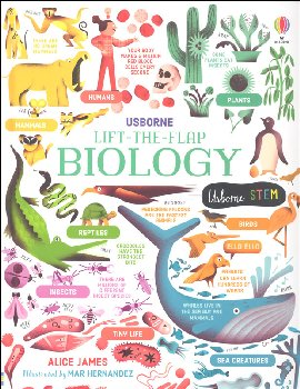 Biology (Advanced Lift-the-Flap Books)