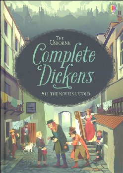 Complete Dickens - All the Novels Retold (Usborne Complete Classics)