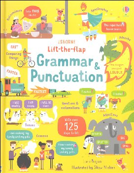 Grammar & Punctuation (Advanced Lift-the-Flap Books)