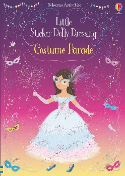 Little Sticker Dolly Dressing - Costume Parade