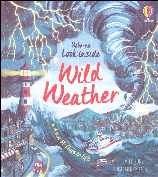 Look Inside Wild Weather (Look Inside Books)