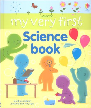 My Very First Science Book