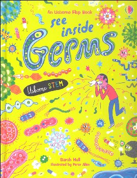 See Inside Germs (See Inside Books)