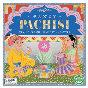 Fancy Pachisi: An Ancient Game