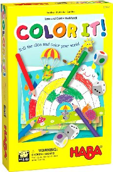 Color It! Game