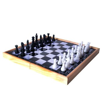 Travel 3-in-1 Magnetic Game Set (chess, checkers, backgammon)