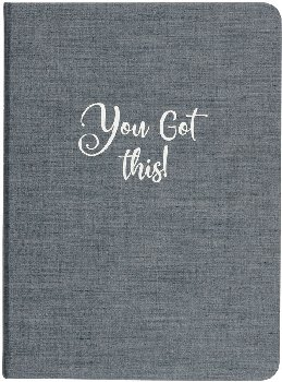 You Got This! Undated Weekly Goal Planner