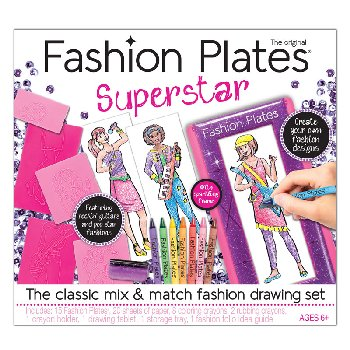 Fashion Plates: Sweet Styles